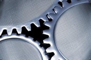 Gears aligned