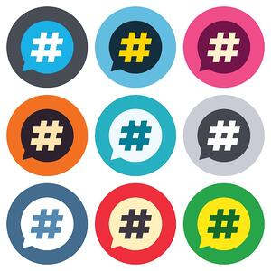 using hashtags to boost engagement